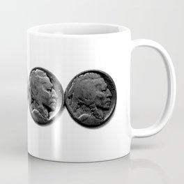 Buffalo Nickels Coffee Mug