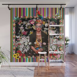 Frida OTT Kahlo You Are Too Much Wall Mural