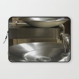 Water Fountains Aren't Segregated, Anymore: Why Are PEOPLE? Laptop Sleeve