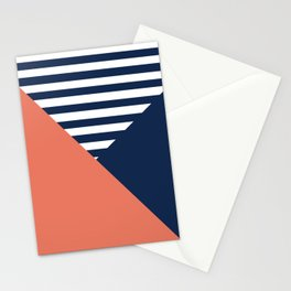 Three colors Stationery Cards