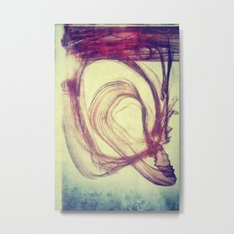 Gasping For Air Metal Print
