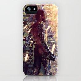 DX: Adam Jensen iPhone Case
