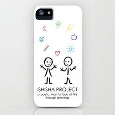 ISHISHA PROJECT by ISHISHA PROJECT iPhone (5, 5s) Slim Case