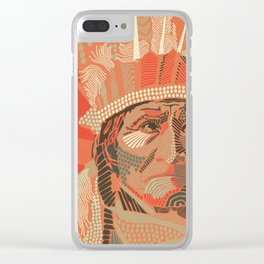 Geronimo Clear iPhone Case