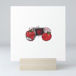 A Rotten Prognosis Mini Art Print