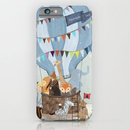 little adventure days iPhone Case
