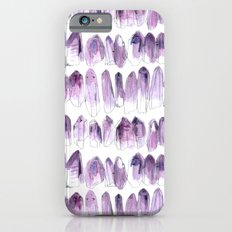 Amethyst - February iPhone 6 Slim Case