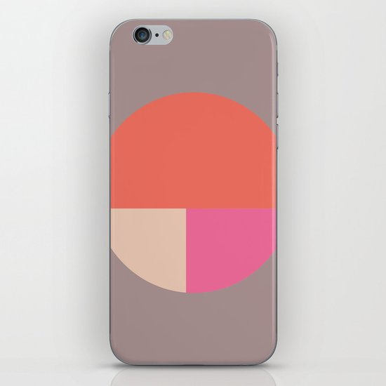 Exciting IIII iPhone & iPod Skin
