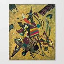 Wassily Kandinsky 1920 Points Canvas Print