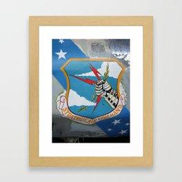 Strategic Air Command - SAC Framed Art Print