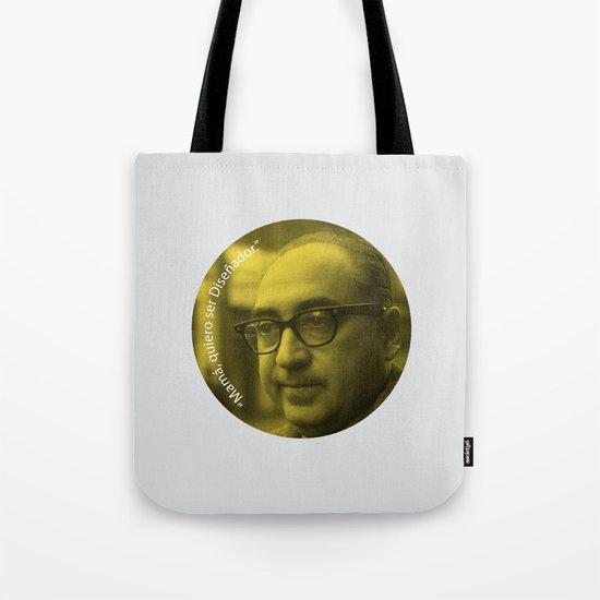 Mamá, quiero ser Diseñador Tote Bag