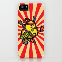 Se Armo El Pollo iPhone Case