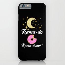 Rama Do Rama Donut - Gift iPhone Case