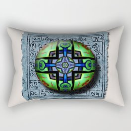 Cloisonne Rectangular Pillow