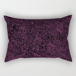 Multiverse Doodle Rectangular Pillow