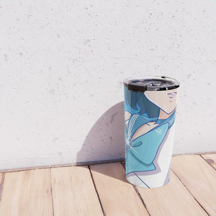 Mercury Aqua Mirage Travel Mug