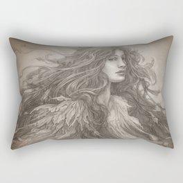 Autumn Wind Rectangular Pillow
