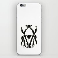 insects iPhone & iPod Skins featuring Insects by Kim Cooper Collections
