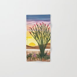 Beautiful Ocotillo 1 Hand & Bath Towel