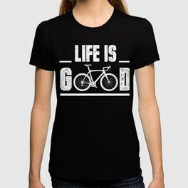 Funny cycling bike print - perfect gift T-shirt