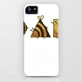 beekeeper honey bee bee iPhone Case