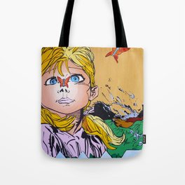 Butterflies and Daydreams Tote Bag