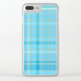 Darcy's Anniversary Kilt Clear iPhone Case