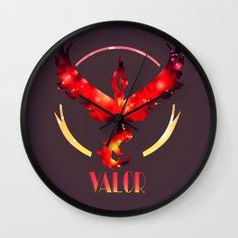VALOR Wall Clock