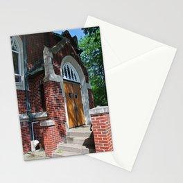 First Methodist Church III Stationery Cards