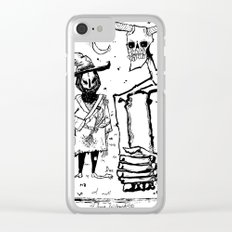 Sage and Malum Clear iPhone Case