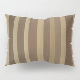 Wooden Planks Pillow Sham