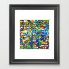 Joy (Goldberg Variations #14) Framed Art Print