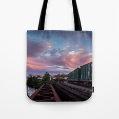 Are We Moving Tote Bag