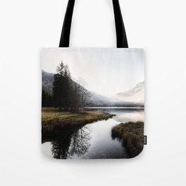 Mountain river 2 Tote Bag