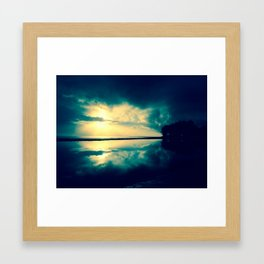 Smokey Joes Framed Art Print
