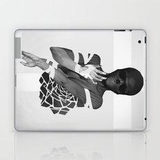 Undead Blossom Laptop & iPad Skin
