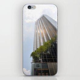 The Shrine iPhone Skin