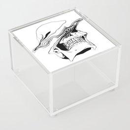 Skull (Liquify) Acrylic Box
