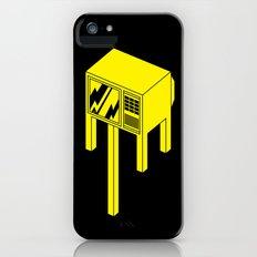 Idiot Box iPhone (5, 5s) Slim Case