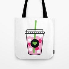 Pink Drink Tote Bag