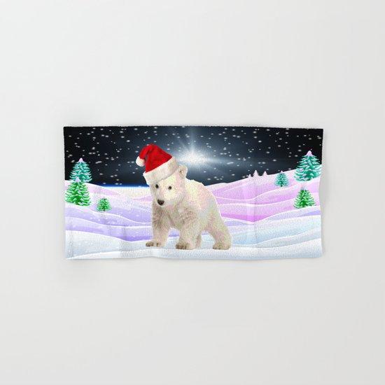 Save My Home | Christmas Spirit Hand & Bath Towel