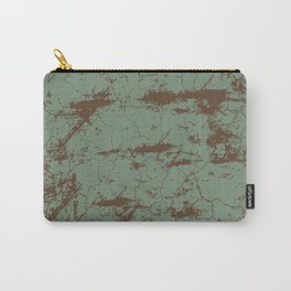 cracked concrete vintage wall background,old wall Carry-All Pouch
