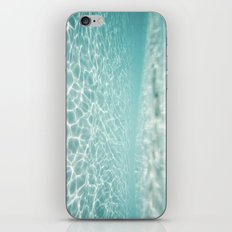 Under Water Light iPhone & iPod Skin