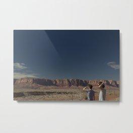 Deserto Go Metal Print