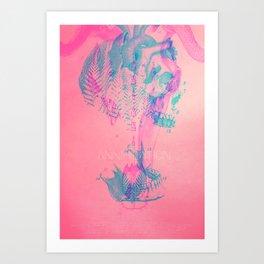 Annihilation Art Print