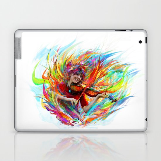 Lindsey Stirling Laptop & iPad Skin