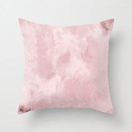 Rose Wall Throw Pillow