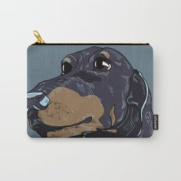 Cute hand drawn dog Carry-All Pouch