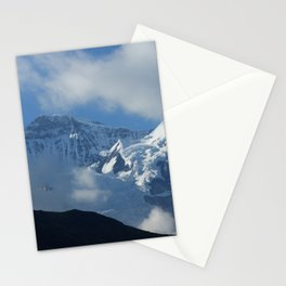 Swiss Alps Stationery Cards