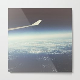 Endless Flight Metal Print